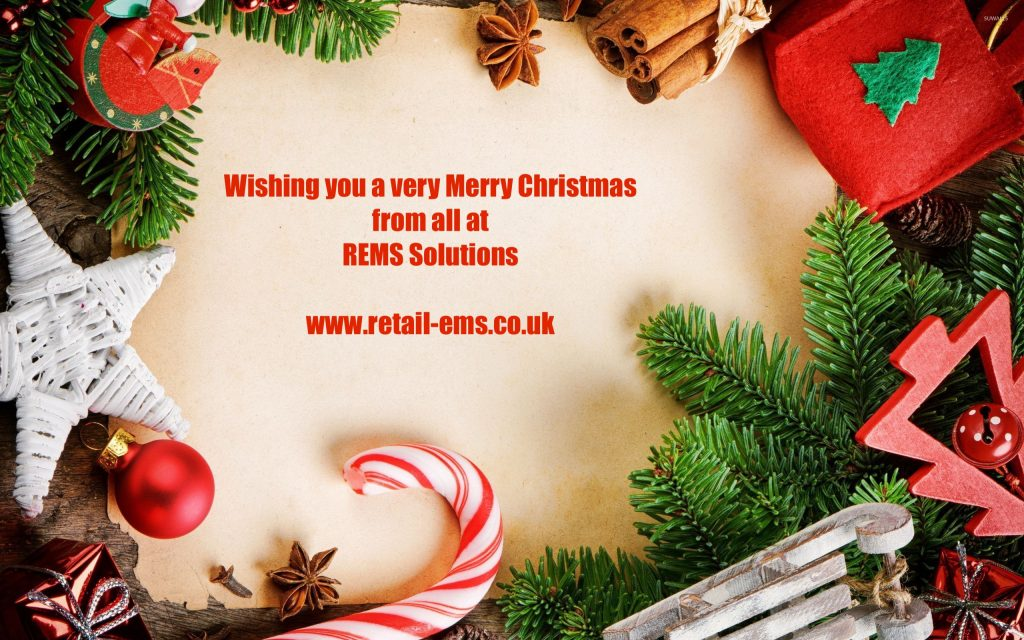 Merry Christmas from all at REMS